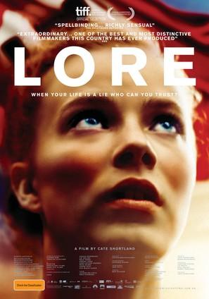 Lore - Australian Movie Poster (thumbnail)