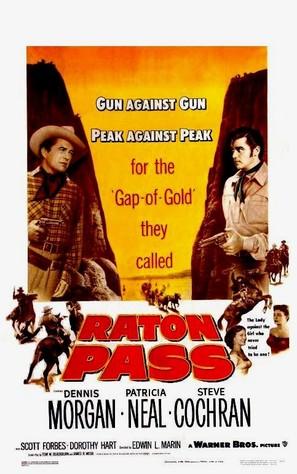 Raton Pass - Movie Poster (thumbnail)