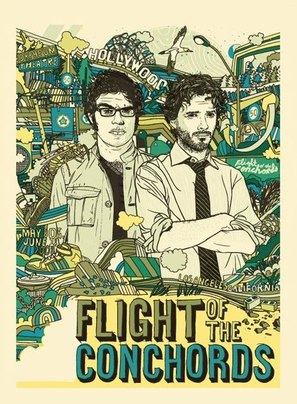 """""""The Flight of the Conchords"""""""
