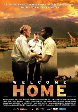 Welcome Home - Austrian Movie Poster (thumbnail)