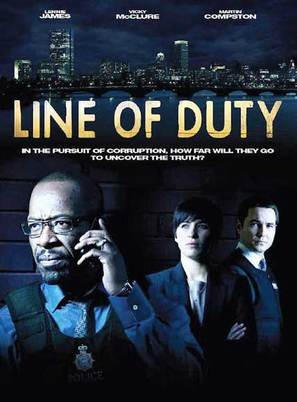 """Line of Duty"" - Movie Poster (thumbnail)"
