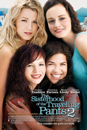 The Sisterhood of the Traveling Pants 2 - Movie Poster (thumbnail)
