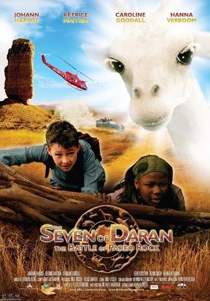 De zeven van Daran, de strijd om Pareo Rots - Movie Poster (thumbnail)