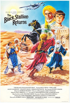 The Black Stallion Returns - Movie Poster (thumbnail)