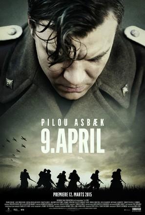9. april - Danish Movie Poster (thumbnail)