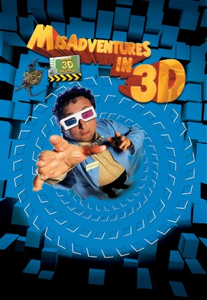 Misadventures in 3D - Movie Poster (thumbnail)