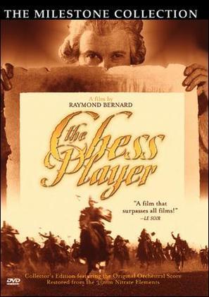Le joueur d'échecs - DVD movie cover (thumbnail)