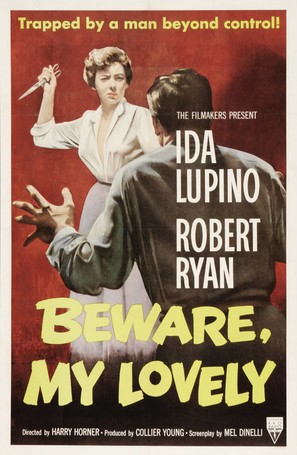 Beware, My Lovely - Movie Poster (thumbnail)