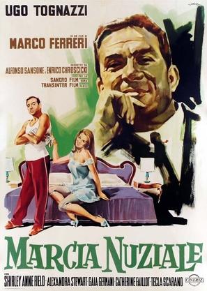 Marcia nuziale - Italian Movie Poster (thumbnail)