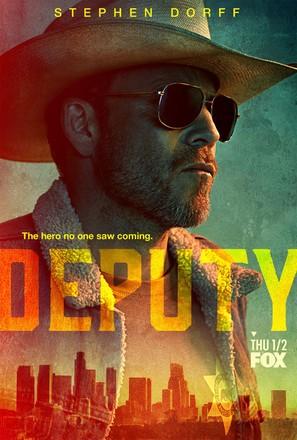 """Deputy"" - Movie Poster (thumbnail)"