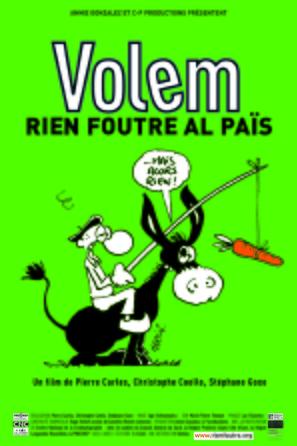 Volem rien foutre al païs - French poster (thumbnail)