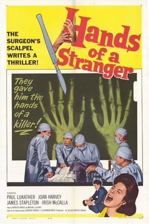 Hands of a Stranger - Movie Poster (thumbnail)