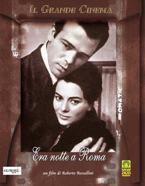 Era notte a Roma - Italian DVD cover (thumbnail)