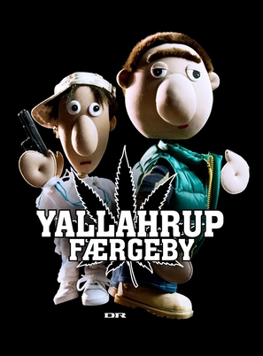 """Yallahrup Færgeby"" - Danish Movie Poster (thumbnail)"