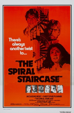 The Spiral Staircase - Movie Poster (thumbnail)