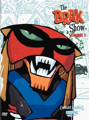 """The Brak Show"" - DVD cover (thumbnail)"