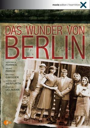 Das Wunder von Berlin - German DVD movie cover (thumbnail)