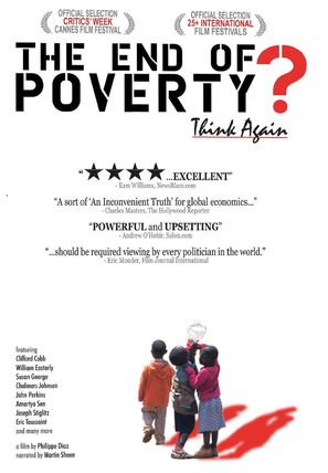The End of Poverty? - DVD cover (thumbnail)