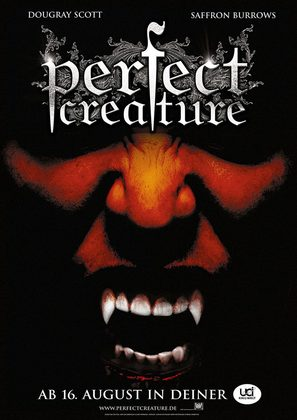 Perfect Creature - poster (thumbnail)