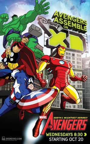 """The Avengers: Earth's Mightiest Heroes"" - Movie Poster (thumbnail)"