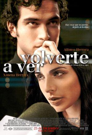 Volverte a ver - Mexican Movie Poster (thumbnail)