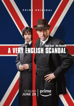 A Very English Scandal - Movie Poster (thumbnail)