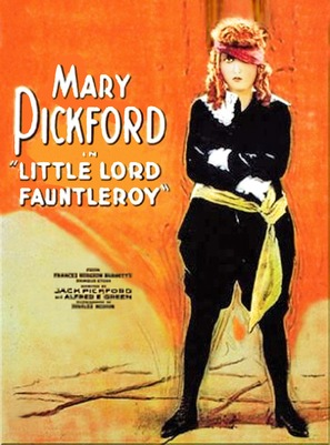 Little Lord Fauntleroy - Movie Poster (thumbnail)