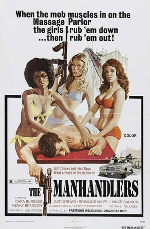 The Manhandlers - Movie Poster (thumbnail)