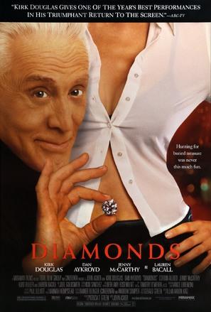 Diamonds - Movie Poster (thumbnail)