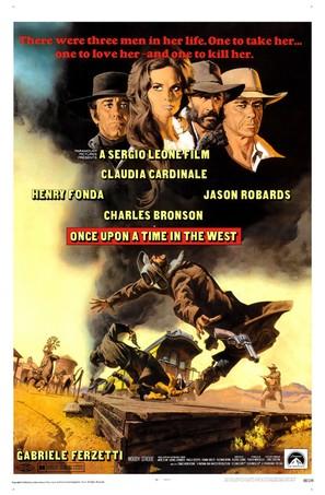 C'era una volta il West - Movie Poster (thumbnail)
