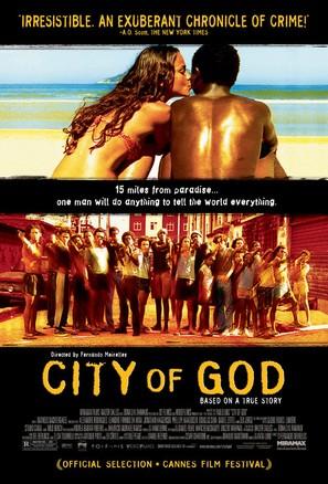 Cidade de Deus - Movie Poster (thumbnail)