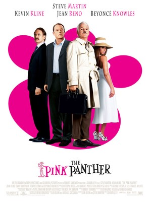 The Pink Panther - poster (thumbnail)