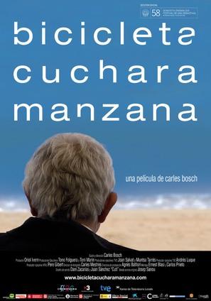 Bicicleta, cullera, poma - Spanish Movie Poster (thumbnail)