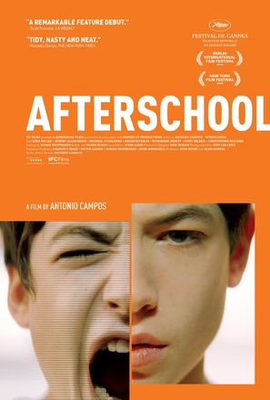 Afterschool - Movie Poster (thumbnail)