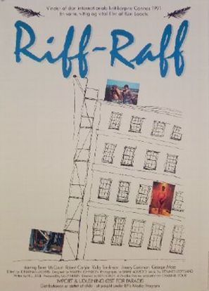 Riff-Raff - British Movie Poster (thumbnail)