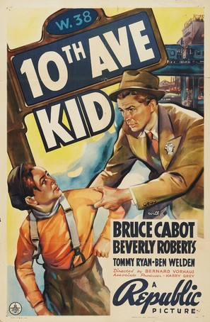 Tenth Avenue Kid - Movie Poster (thumbnail)