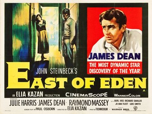 East of Eden - Movie Poster (thumbnail)