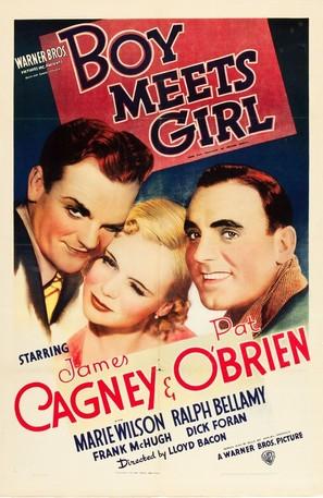 Boy Meets Girl - Movie Poster (thumbnail)