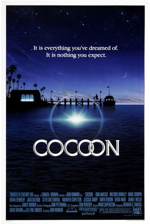 Cocoon - Movie Poster (thumbnail)