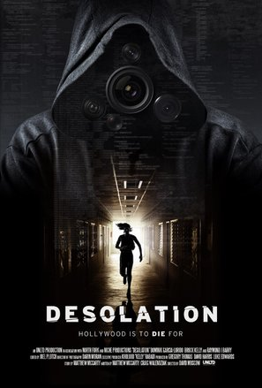 Desolation - Movie Poster (thumbnail)