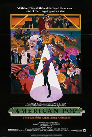 American Pop - Movie Poster (thumbnail)