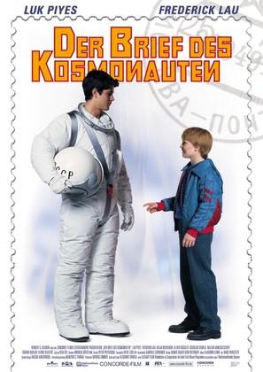 Der Brief des Kosmonauten - German poster (thumbnail)