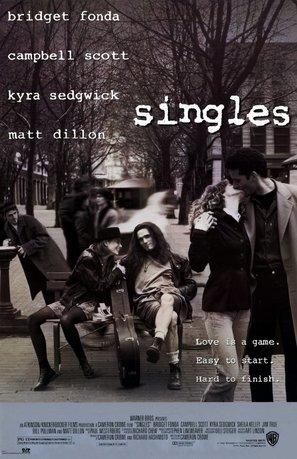 Singles - Movie Poster (thumbnail)