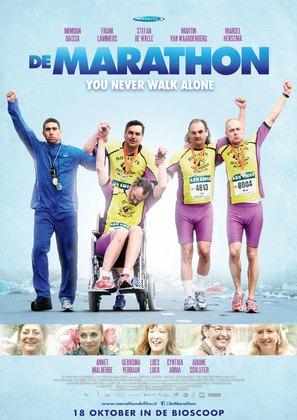 De Marathon - Dutch Movie Poster (thumbnail)