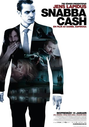 Snabba Cash - Swedish Movie Poster (thumbnail)