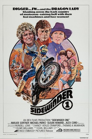 Sidewinder 1 - Movie Poster (thumbnail)