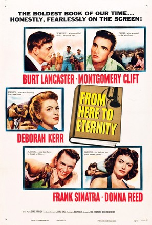 From Here to Eternity - Movie Poster (thumbnail)