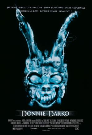 Donnie Darko - Theatrical movie poster (thumbnail)