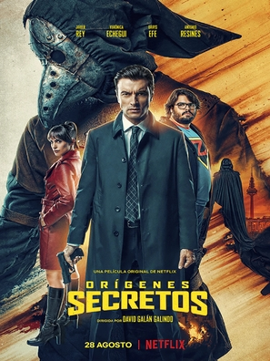 Orígenes secretos - Spanish Movie Poster (thumbnail)