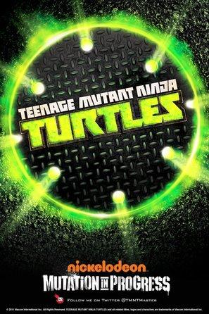 """""""Teenage Mutant Ninja Turtles"""" - Movie Poster (thumbnail)"""